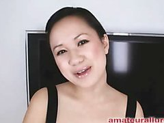 Carmina is a charming Twenty year old Asian student, with a cute little body and an bizarre lust for rod. It appears that Carmina has sucked off about Fifty guys! That's a big number for somebody still in college. This Playgirl is also blessed with not having a gag reflex so that honey is able to take a weenie down her face hole out of an issue. Amazing! After that honey deep face holes my 10-Pounder numerous times, I bend her over and fuck her taut little bald fur pie. This Playgirl craves my load in her mouth, so shen receives on her knees and recieves my full cum shot into her face hole and swallows it down. This Playgirl is a excellent pecker sucker and a great fucking lay.
