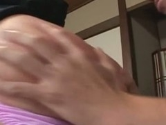 All of u guys that are into sexy butt Japanese beauties that are super horny will definitely dig this sexy fucking machine. Look at that moist round butt of hers, it is absolutely flawless and here u get to watch her wasting no time by letting those guys finger her shaggy cunt like mad as this sweetheart gives an amazing double oral. Watch the slut engulf and fuck at the same timeshe's unbelievable!